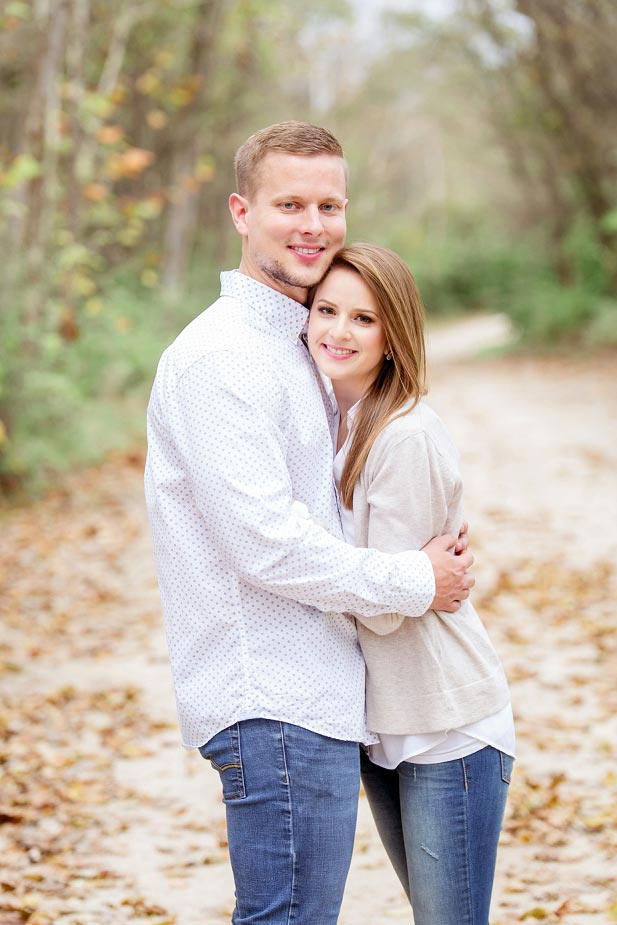 Fall Engagement at Prairie Oaks