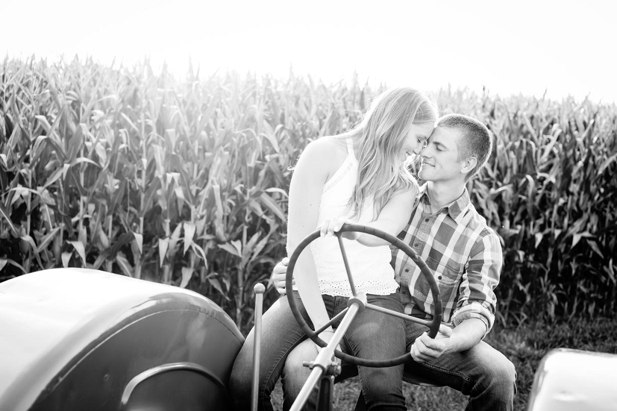 John Deere Engagement Session