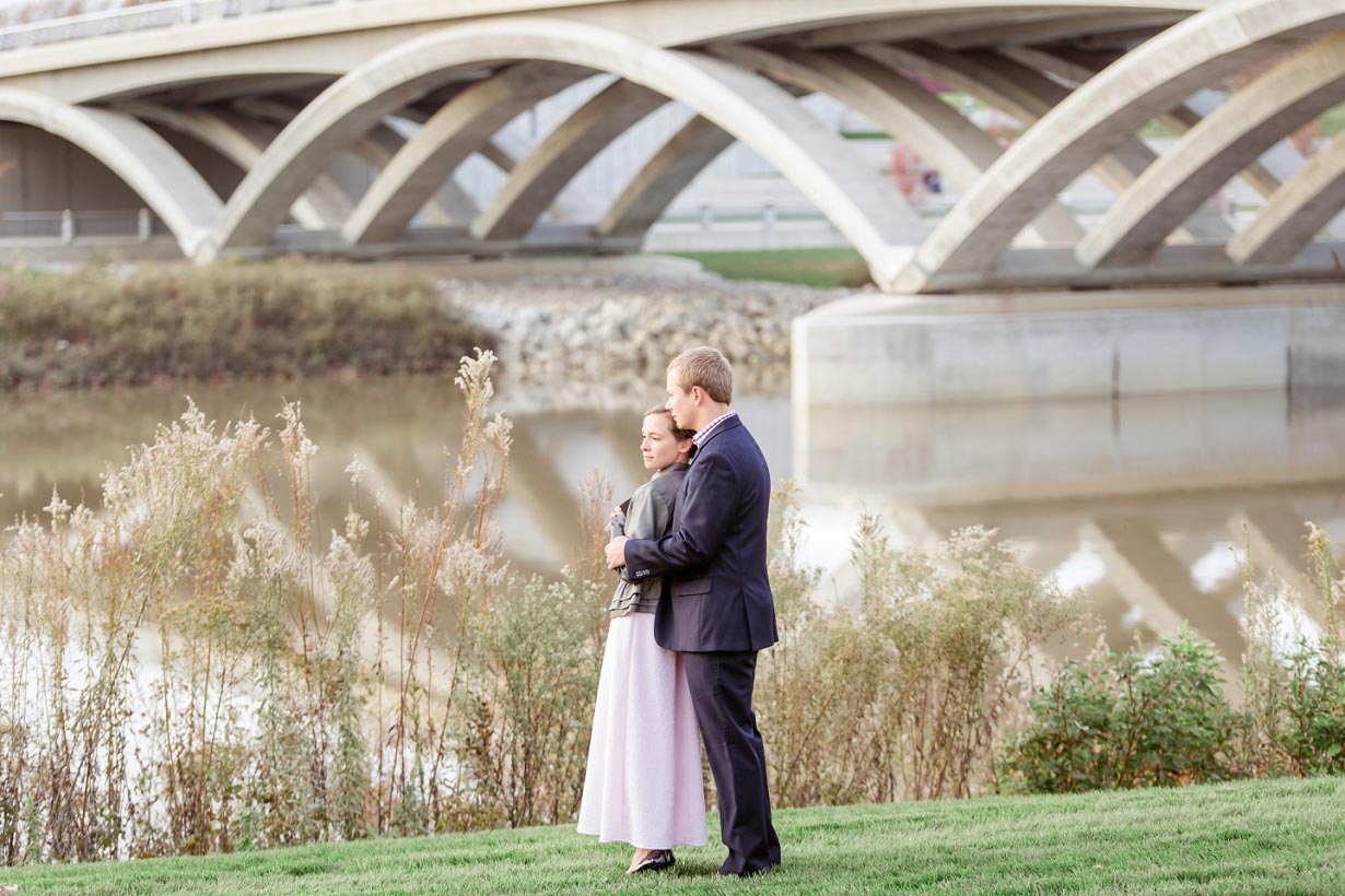 Scioto Mile Engagement
