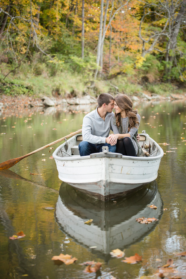 Boat Engagement in the Fall