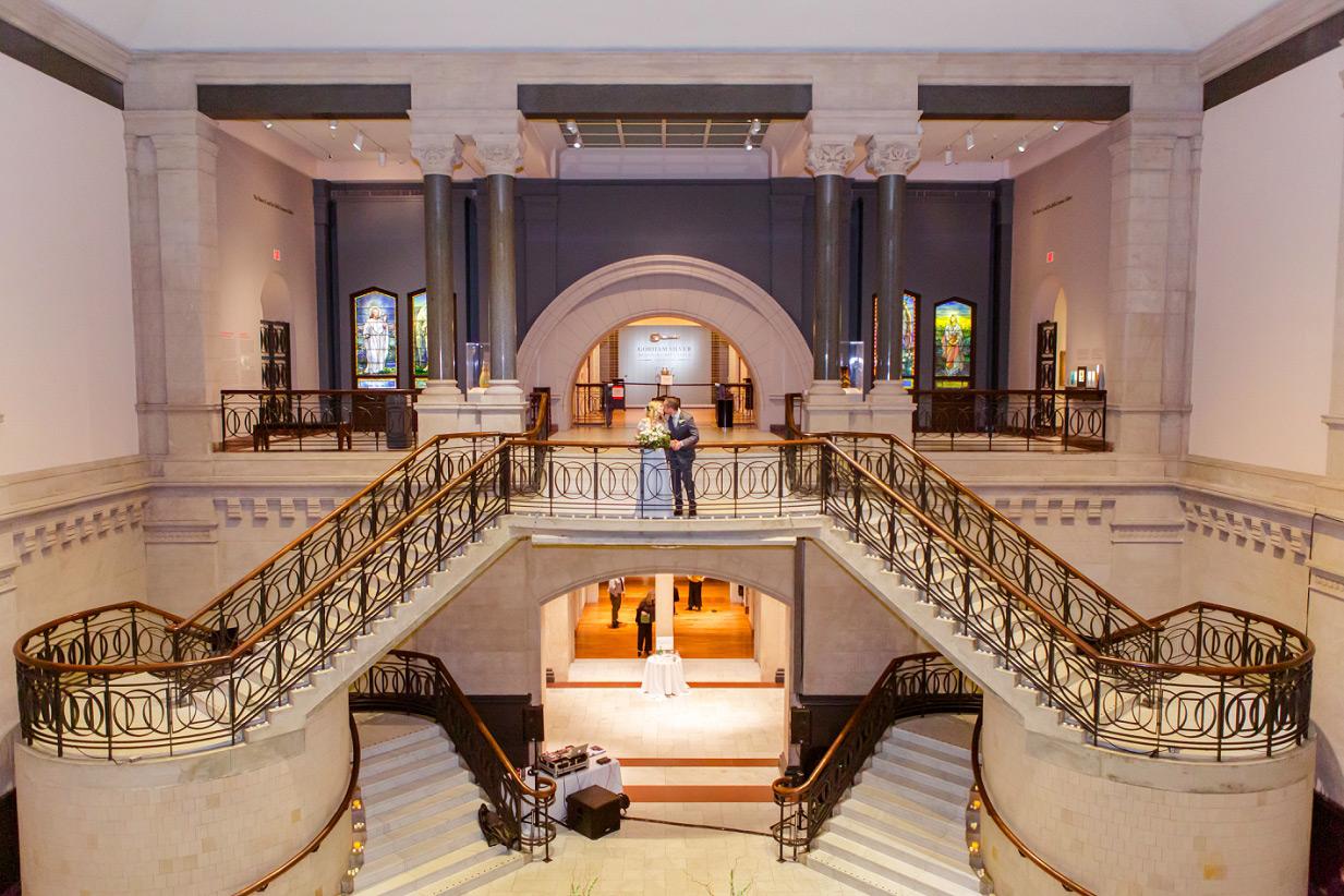 Cincinnati Art Museum Grand Hall